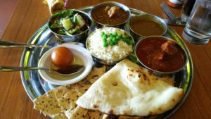 3Bs special thali